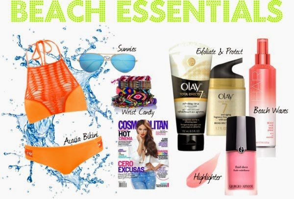 Summer Essentials with Olay Total Effects + Miami Swim Week Giveaway