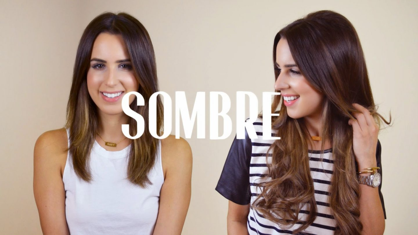 Sombre Hair Tutorial With Hotheads Hair Extensions Kelly Saks