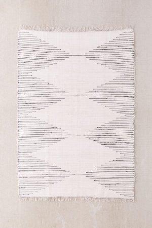 Stripe Rag Rug