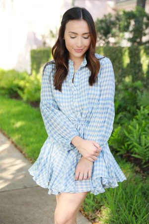 Kelly Gingham Dress