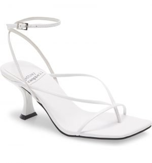 White Fluxx Sandals