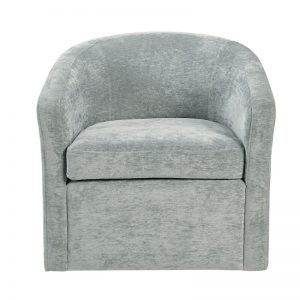Velvet Swivel Chair